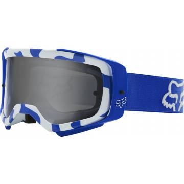 FOX Airspace Stray Motocross Brille | blau-weiß | 25831-002