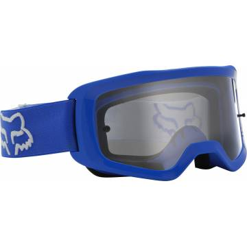 FOX Brille Main Stray | blau | 25834-001-OS Seitenansicht