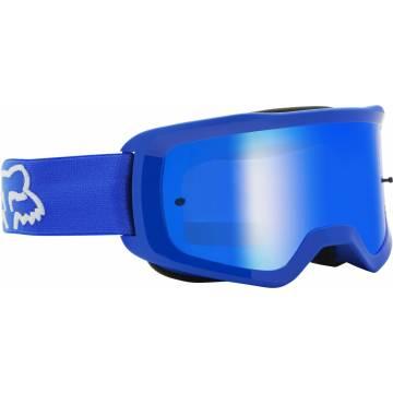 FOX Brille Main Stray verspiegelt   blau   26536-002-OS Seitenansicht
