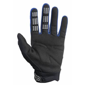 FOX Handschuhe Dirtpaw | blau-schwarz | 25796-002 Ansicht Innenseite