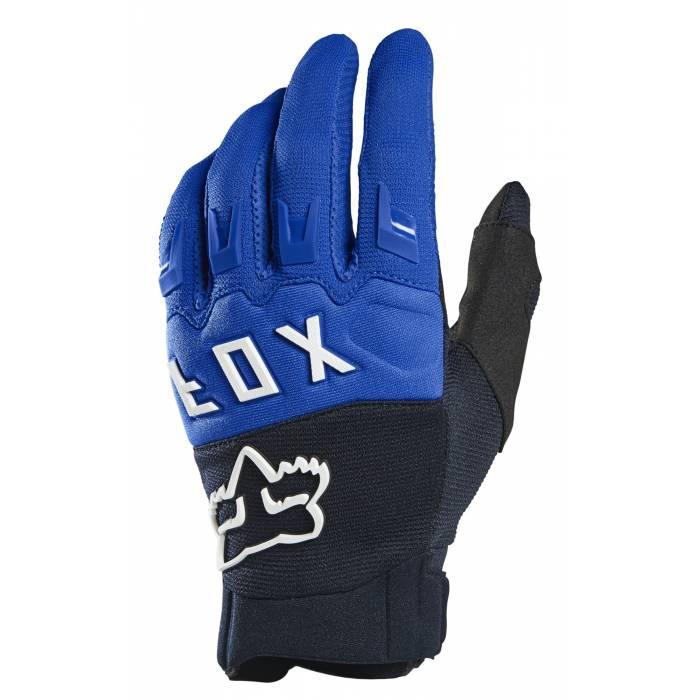 FOX Handschuhe Dirtpaw | blau-schwarz | 25796-002