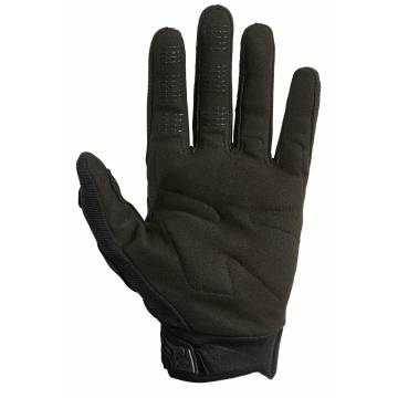 FOX Handschuhe Dirtpaw   schwarz-schwarz   25796-021 Ansicht Innenseite