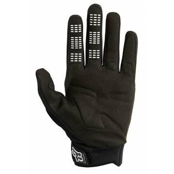 FOX Kinderhandschuhe Dirtpaw | schwarz-weiß | 25868-018 Ansicht Innenseite