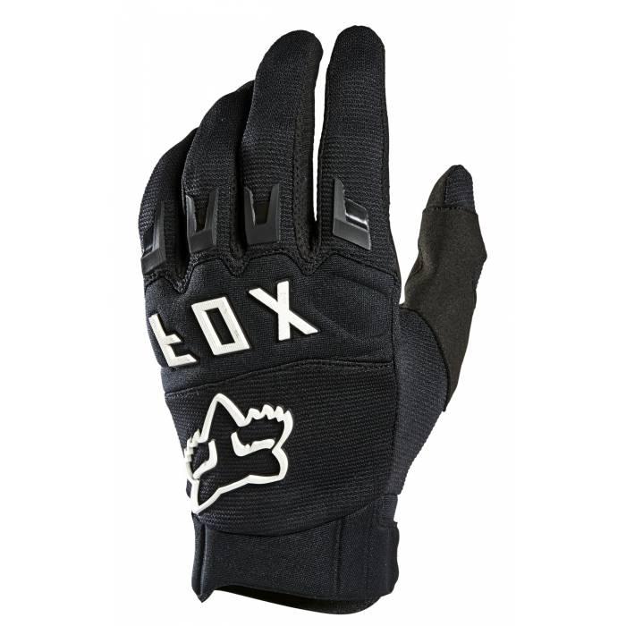 FOX Kinderhandschuhe Dirtpaw | schwarz-weiß | 25868-018