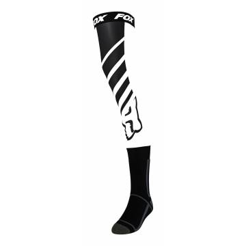 FOX Socken Mach One | extra lang | schwarz-weiss | 25895-018