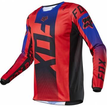 FOX 180 Oktiv Motocross Jersey | rot | 25766-110