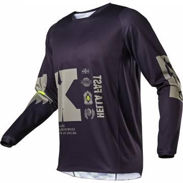 FOX 180 Illmatik Motocross Jersey | dunkel-violett | 25768-367