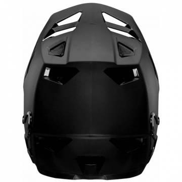 FOX Kinder MTB Downhill Fullface Helm Rampage | schwarz | 25968-021 Ansicht hinten