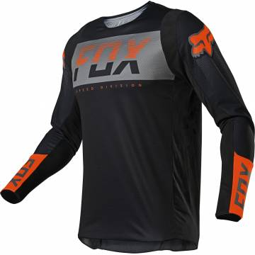 FOX 360 Jersey Afterburn | schwarz | 25756-001