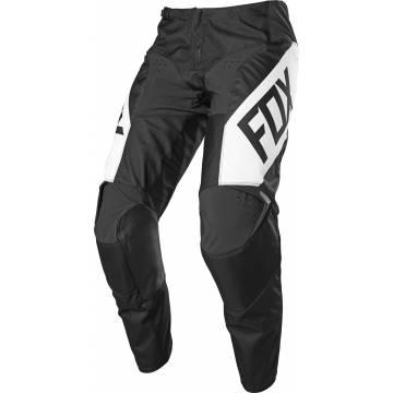 FOX 180 Kinder Motocross Hose Revn | schwarz-weiss | 25863-018