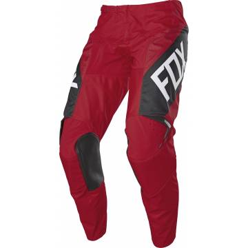 FOX 180 Kinder Motocross Hose Revn | rot | 25863-122