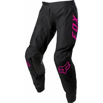 FOX 180 Damen Motocross Hose Djet | schwarz-pink | 25854-285