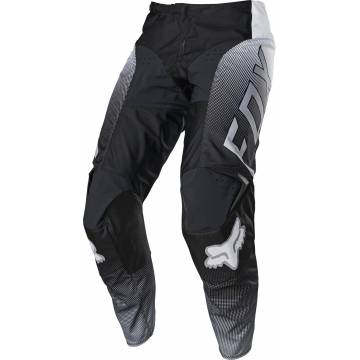 FOX 180 Oktiv Motocross Hose | schwarz weiss | 25767-018