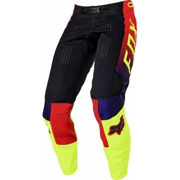 FOX 360 Voke Motocross Hose | neongelb schwarz | 25755-130