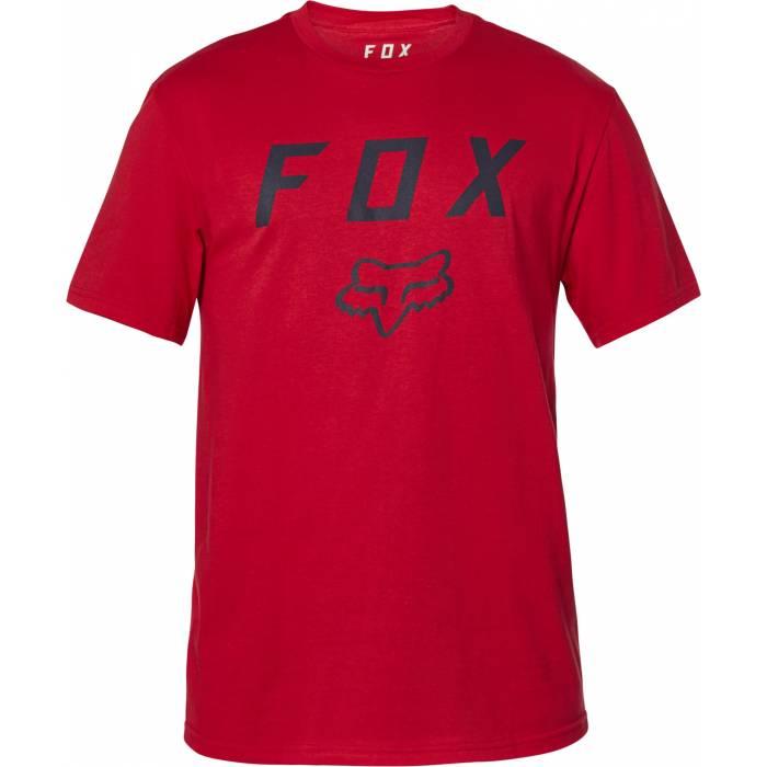 FOX T-Shirt Legacy Moth | rot | 24578-555