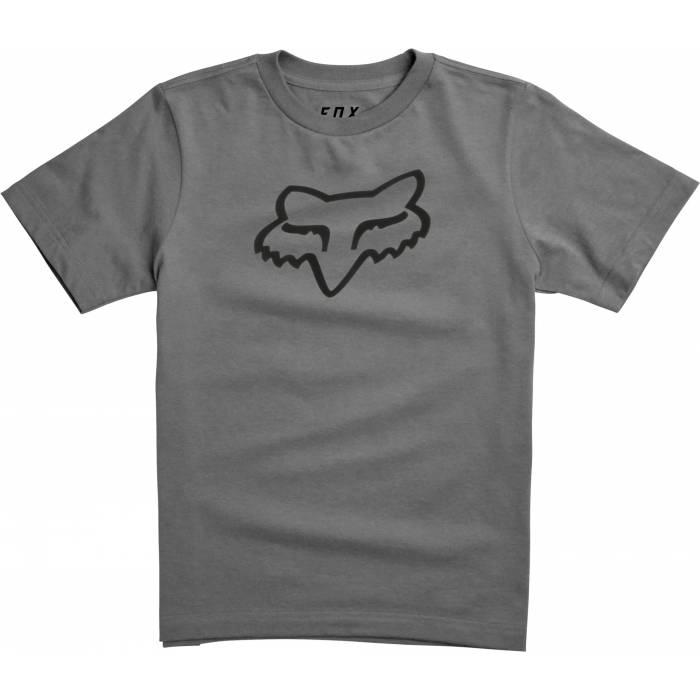 FOX Kinder T-Shirt Legacy | grau | 21477-185