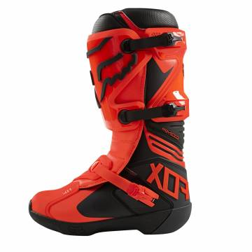 FOX Comp Stiefel | orange schwarz | 25839-824