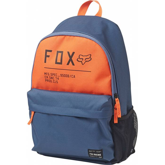 FOX Rucksack Non Stop Legacy | blau orange
