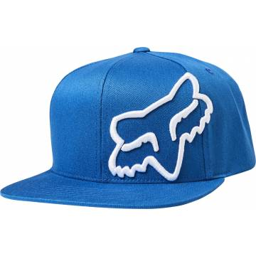 FOX Cap Headers | Snapback | blau | 24948-160