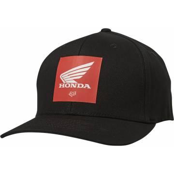 FOX Cap Honda | Flexfit | schwarz | 26028-001