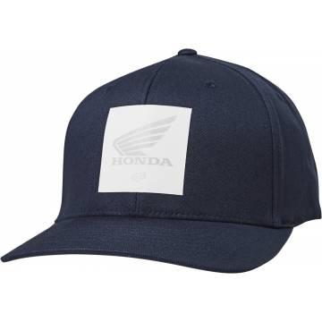 FOX Cap Honda | Flexfit | dunkelblau | 26028-329