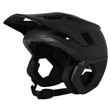 FOX Dropframe Pro Mountainbike Helm | schwarz matt | 26800-001
