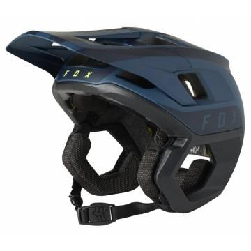 FOX Mountainbike Helm Dropframe Pro   dunkelblau   27493-203