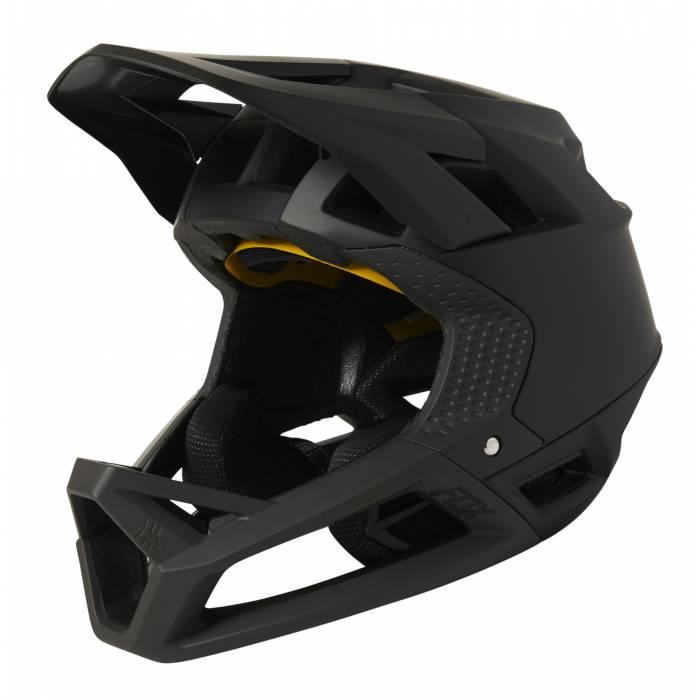 FOX Mountainbike Fullface Helm Proframe   schwarz matt   26798-001