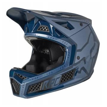 FOX MTB Downhill Helm RPC MIPS Repeater | dunkelblau | 27511-203