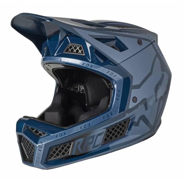 FOX MTB Downhill Helm RPC MIPS Repeater   dunkelblau   27511-203