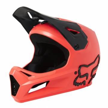 FOX MTB Downhill Helm Rampage | rot orange | 27509-050