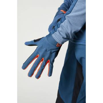 FOX MTB Handschuhe Defend D3O | dunkelblau | 27375-203