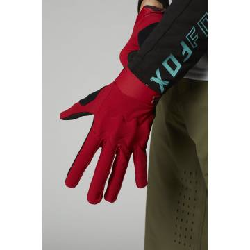 FOX MTB Handschuhe Defend D3O | rot | 27375-555