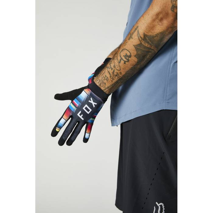 FOX MTB Handschuhe Flexair | schwarz | 27600-001