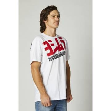 FOX Herren T-Shirt Yoshimura | weiß | 26955-190