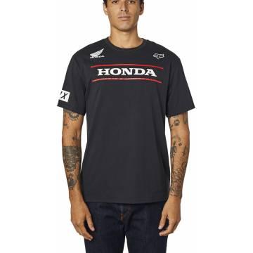 FOX T-Shirt Honda | Herren | schwarz | 26017-001