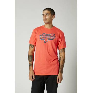 FOX T-Shirt Razors Edge | orange | 26996-050