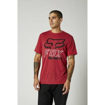 FOX Tech T-Shirt Hightail | rot | 26973-555