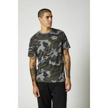 FOX Tech T-Shirt OG Camo| camo | 26976-027