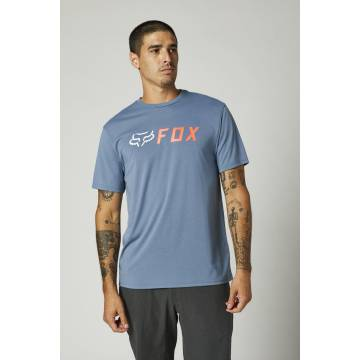 FOX Tech T-Shirt Apex | hellblau | 25986-034