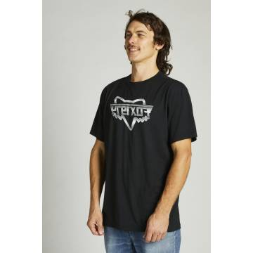 FOX T-Shirt Razors Edge | schwarz | 26996-001