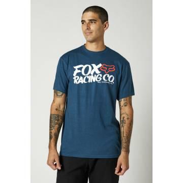 FOX Basic T-Shirt Wayfarer | dunkelblau | 26997-203