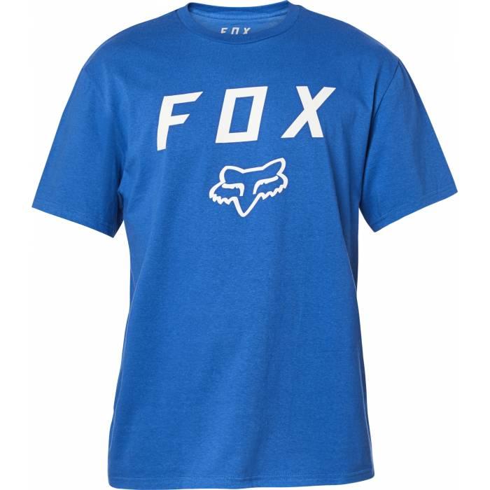 FOX Legacy T-Shirt Moth   blau   24578-159