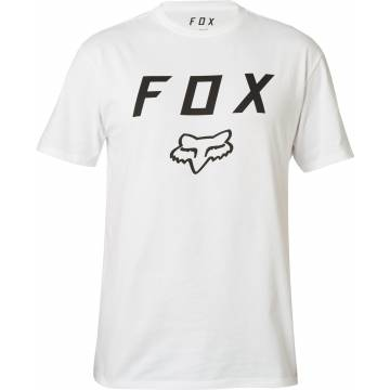 FOX Legacy T-Shirt Moth | weiß | 24578-190