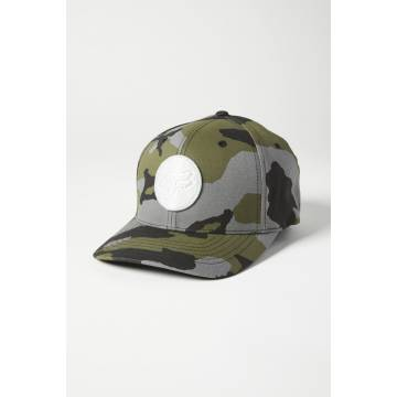 FOX Cap Session | Flexfit | grün camo | 27092-031