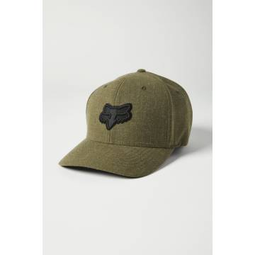 FOX Cap Transposition | Flexfit | olivgrün | 23688-099
