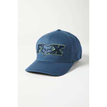 FOX Cap Ellipsoid | Flexfit | dunkelblau | 24421-203