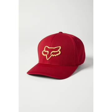 FOX Cap Lithotype | Flexfit | rot | 27088-555