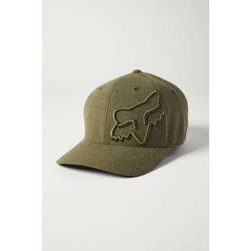 FOX Cap Clouded 2.0 | Flexfit | olivgrün | 27089-099