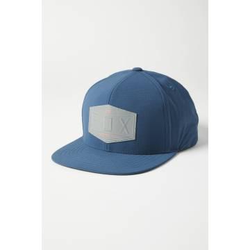 FOX Cap Emblem | Snapback | dunkelblau | 27085-203